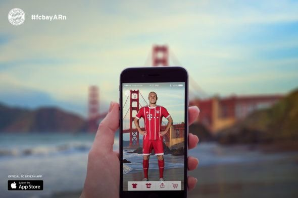It's getting simpler to seek out and meet athletes today because of athlete-centric platforms like Instagram, Fb Reside and Snapchat. However for many who may be half a world away from their favourite groups and gamers, German soccer membership Bayern Munich has an answer that takes...