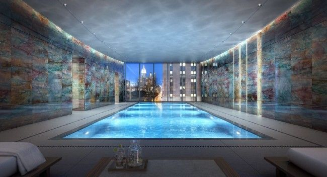 Pin by new york penthouses for sale and rent on nyc new for Penthouses manhattan for sale