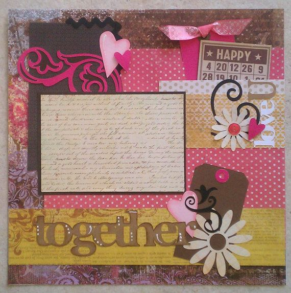 Happy Together  Love Boyfriend Anniversary  by ohioscrapper, $15.00