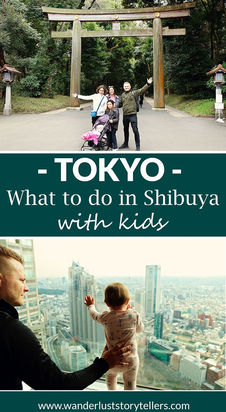 Click to read our post about what to do in Shibuya, Tokyo with kids. >>>>>>>>>>>>>>>>>>>>>>>>>>> Things to do in Tokyo with Kids | Tokyo with Kids Travel | Tokyo Family | Tokyo Kids Japan Travel | Meiji Shrine | Shibuya Crossing | Tokyo Views | Japan with kids Tokyo | Japan with Kids Travel | Things to do in Japan with kids