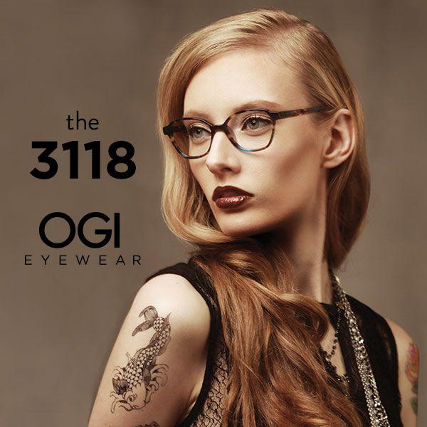 Ogi Eyewear 3118 in Blue Cabana