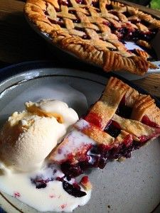 Muscadine Pie - just the right amount of tartness, similar to cherry pie, served warm with vanilla ice cream, how could you not need to try this out? Although working with the thick-skinned grapes does require a little extra effort than some other fruits, this blog explains the process step by step and claims it will definitely be worth the extra time. (Thanks for the recipe Virginia Lawson!)