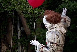 Bill Skarsgård as Pennywise the Dancing Clown | Pennywise Lives! Featurette.