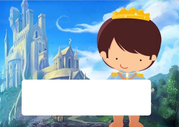 NEŞELİ SÜS EVİM: Küçük Prens Taç Temalı Ücretsiz Parti Seti (2)