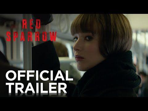 Trailer Red Sparrow met Jennifer Lawrence als sexy Russische spionne.