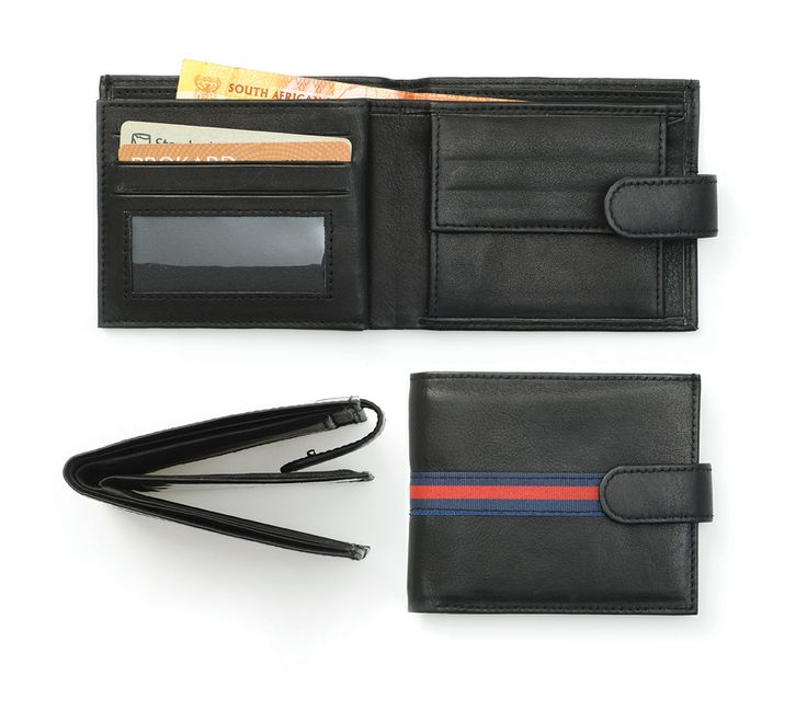 Leather wallets from Mat & May