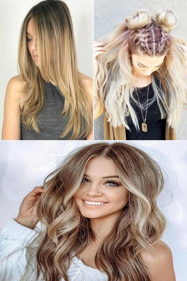 Cool Hair Designs For Long Hair Most Popular Hairstyles For Long Hair Professional Hair Care Supplies In 2020 Hair Styles Long Hair Styles Professional Hairstyles