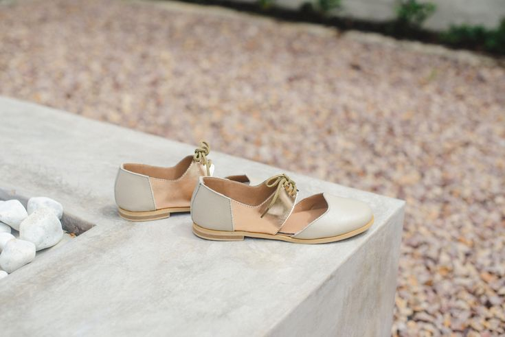 Pippa Bone/Rose Gold | Blu Betty