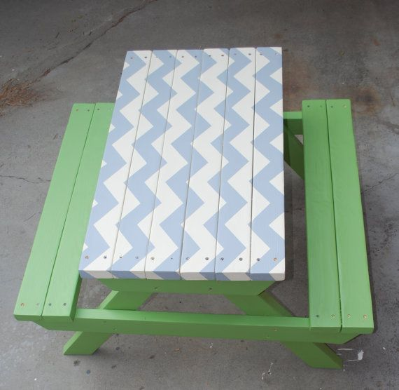 best kids picnic tables  on Pinterest