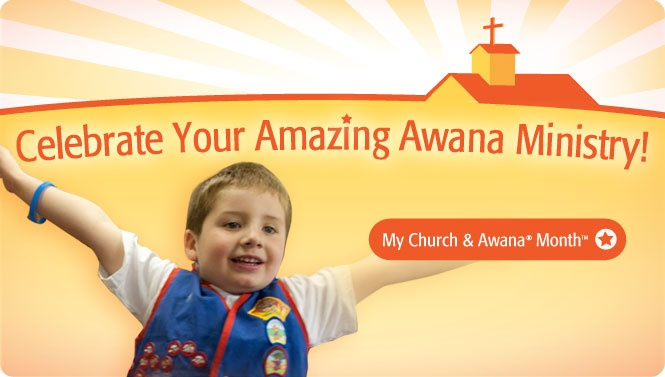 AWANA - Approved Workmen Are Not Ashamed (2 Tim. 2:15) - The goal of the AWANA programs is to equip churches and parents to help train children in knowing, loving and serving Jesus Christ.