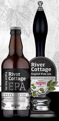 River Cottage EPA ~ Citrus, floral, hops. Bitter finish.