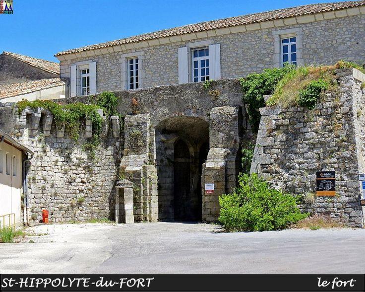 St  HIPPOLYTE-DU-FORT : le fort_