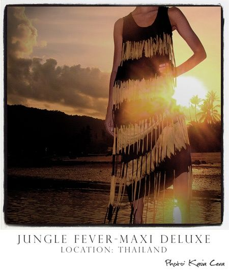 Jungle Fever Maxi Dress