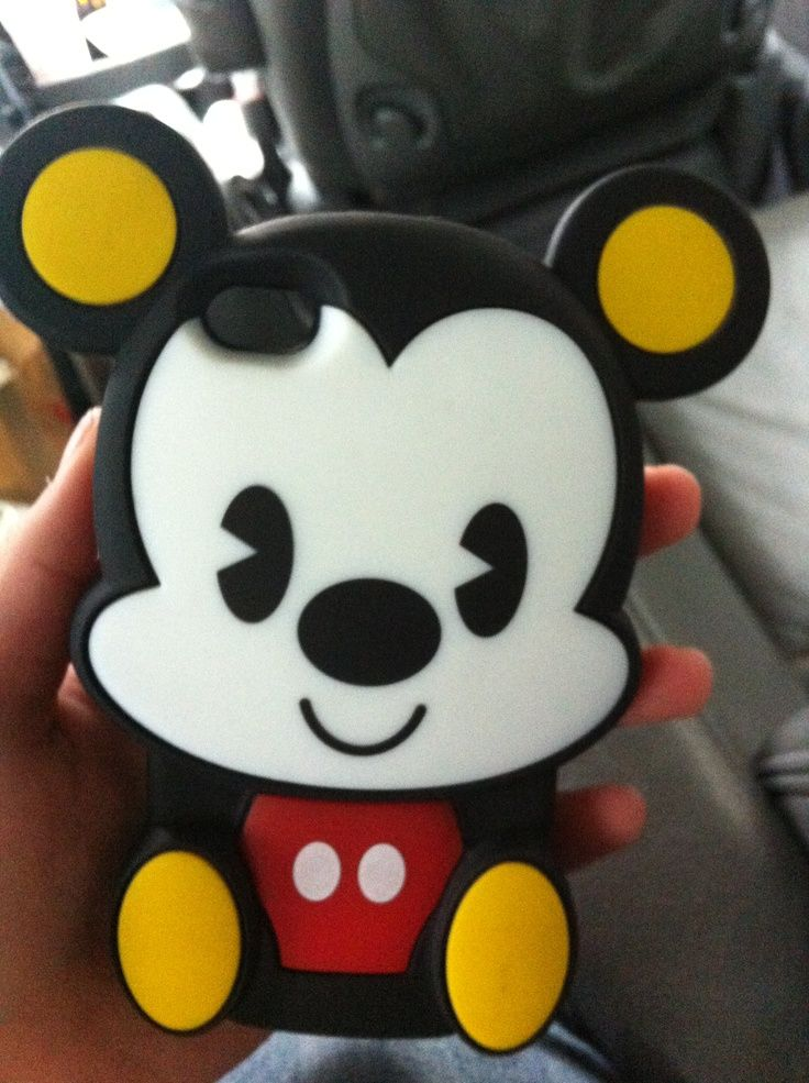 Cute Mickey mouse phone case