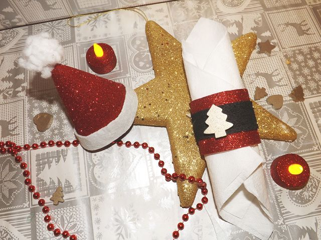 DIY - Christmas decorations! Simple but cuuute!