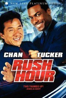 "Rush Hour...my second favorite action/comedy movie series behind ""Lethal Weapon"". All three films have been entertaining, and are watched quite often in my home!"