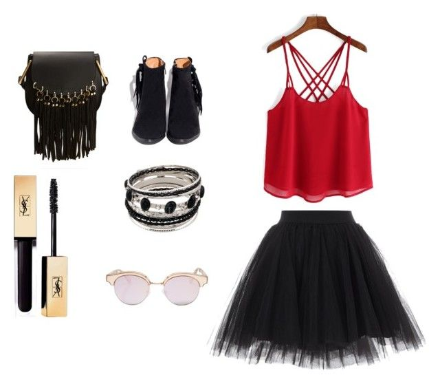 """""""Style in one look"""" by moniquitarivero on Polyvore featuring moda, Chloé y Le Specs"""