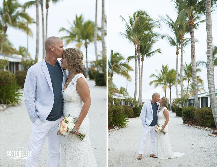 Beach Wedding At Waterside Inn Sanibel Islandisland