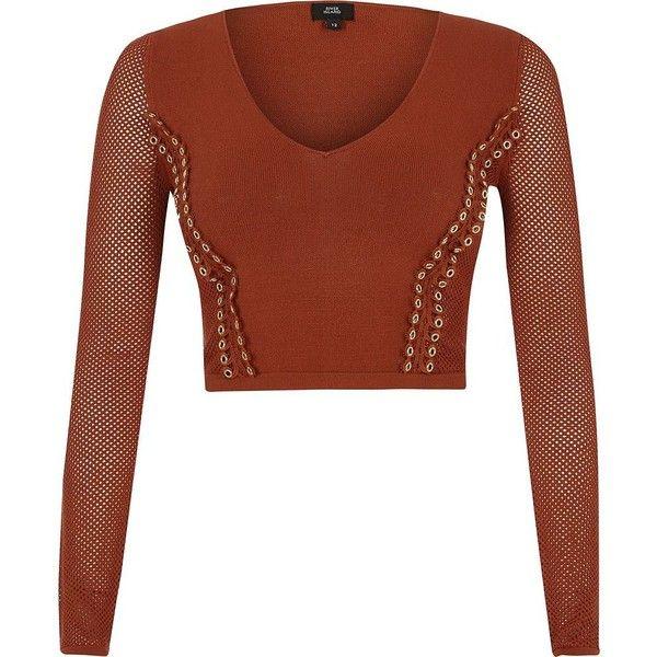 Best 25  Brown long sleeve tops ideas on Pinterest   Neutral long ...