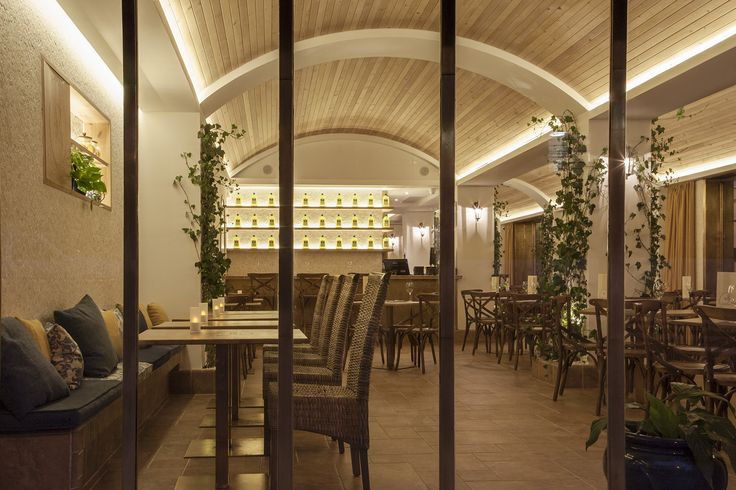 Restaurant Design.