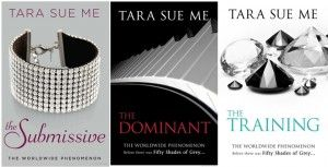Books Similar to Fifty Shades of Grey Trilogy