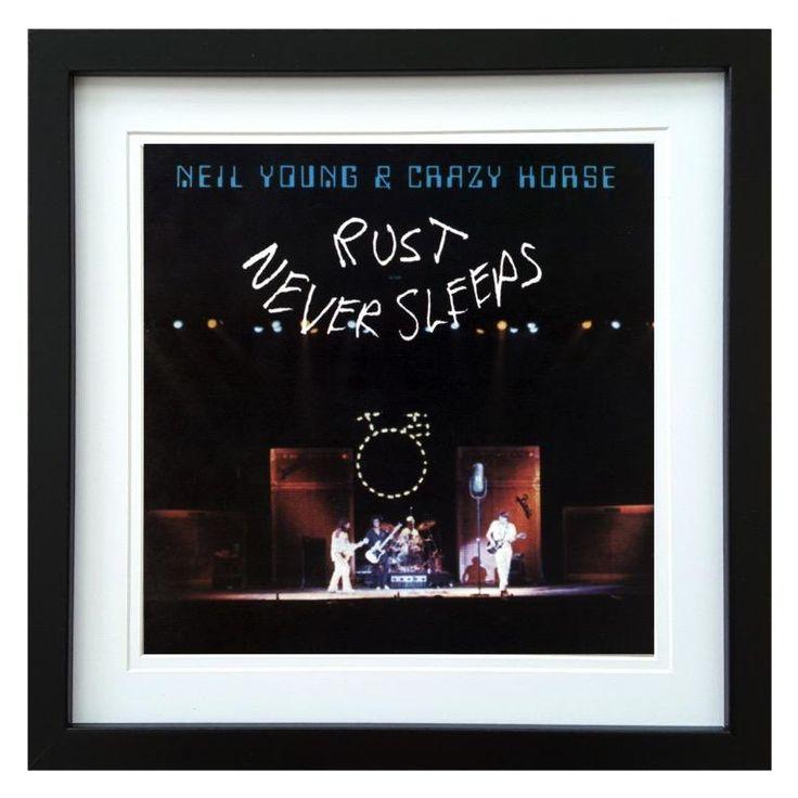 Neil Young | Rust Never Sleeps Album | ArtRockStore