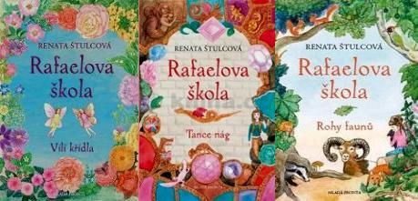 Renata Štulcová - Rafaelova škola