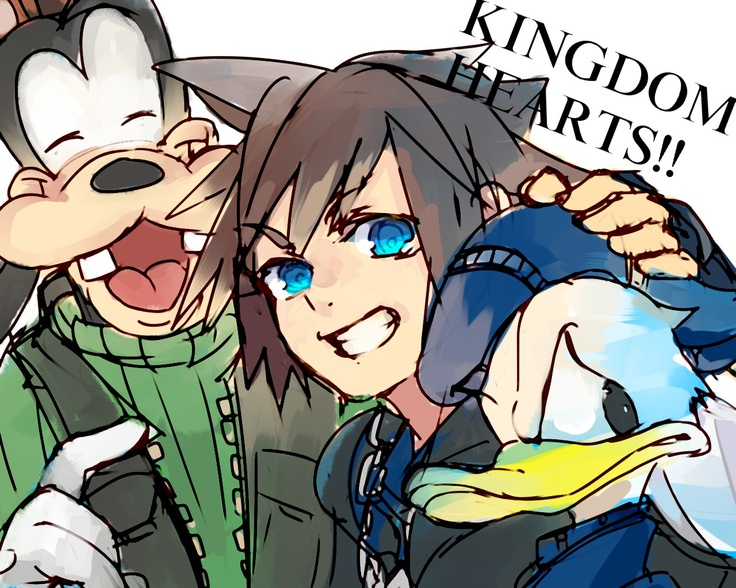 Sora Kingdom Hearts Lineart : Best kingdom heart images final fantasy