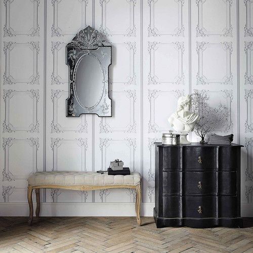 commode en manguier noire l 85 cm chambre d 39 h te choron pinterest mangue. Black Bedroom Furniture Sets. Home Design Ideas