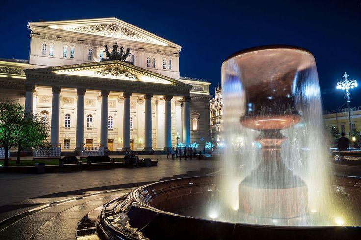 Moscou: um giro pelas melhores atrações da capital da Rússia - Teatro Bolshoi