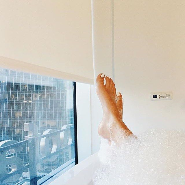 What a perfect way to spend a Saturday morning!  [Photo by @designloveco]