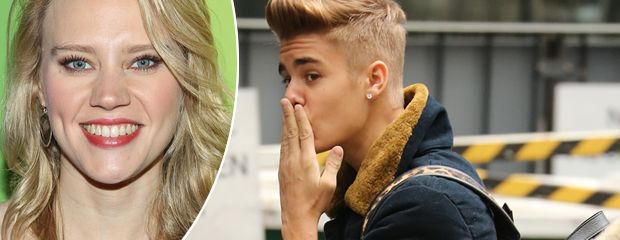 VIDEO: 'I Love Him And Think He's So Talented,' SNL Actress Kate Mckinnon Talk About Justin Bieber On Ellen Show