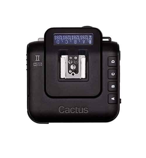 Cactus V6 Mark II Wireless Flash Transceiver