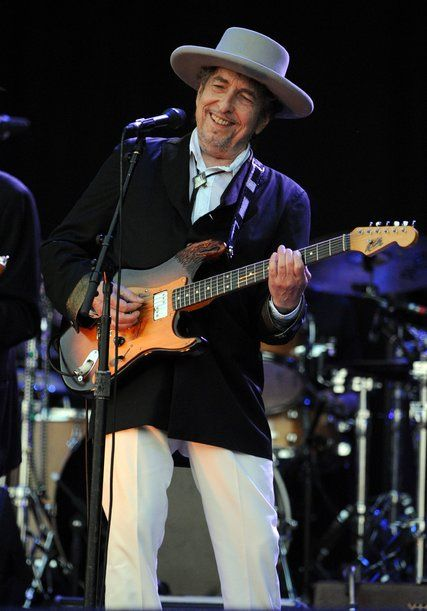 """He's a music star, but Mr. Dylan has always placed himself on the literary continuum, and the Nobel committee has finally rewarded him for that bold move.In Mr. Ricks's sly 2004 book """"Dylan's Visions of Sin,"""" he persuasively compared Mr. Dylan at various points with personages as distinct as Yeats, Hardy, Keats, Marvell, Tennyson and Marlon Brando."""