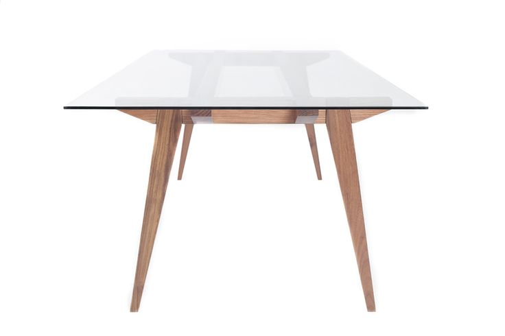 Ban Table is a minimalist table that can be put together or taken apart without the use of screws, nails, dowels, or even glue.