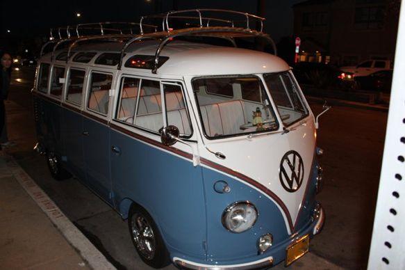 Gabriel Iglesias a.k.a The Fluffy Comedian's VW Bus
