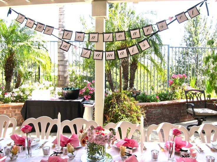 71 best bridal showers images on pinterest french bridal showers chic french bridal shower spring 2013 pour toujours et a jamais translation junglespirit Image collections