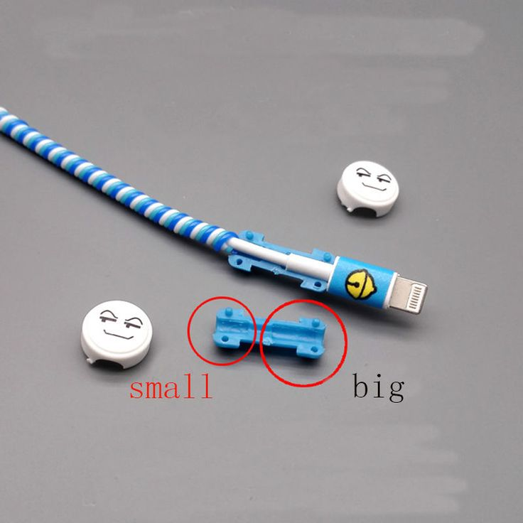 50 Pieces 1 Lot Cord Protector Charger Wire Saver New Style D4 Model Silicon Cartoon Characters For Iphone USB Cable Protective