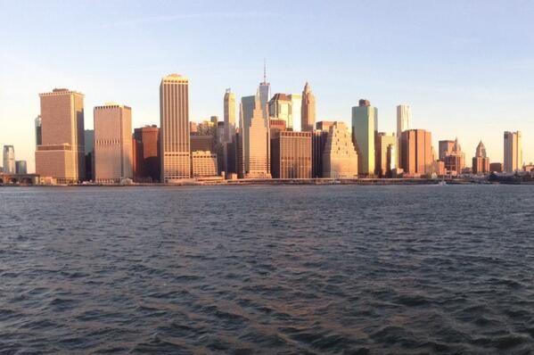 Sunrise in Brooklyn #todaysunrise