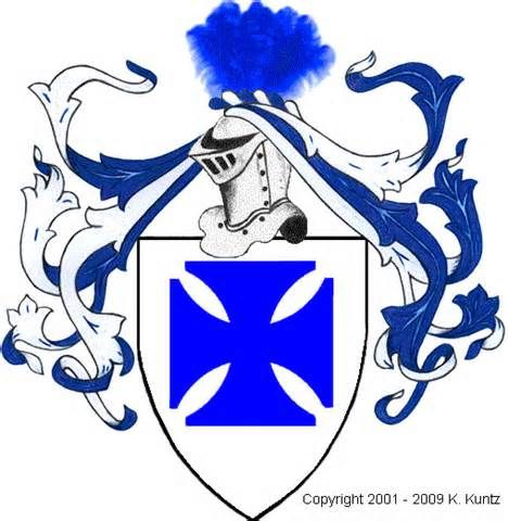 Miller Coat of Arms, Crest