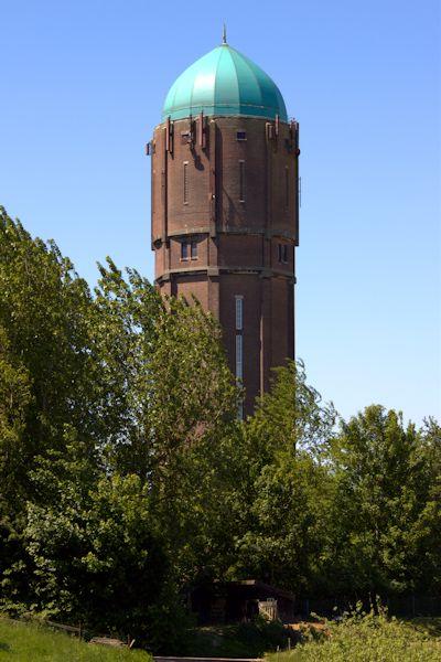 Watertoren Den Bommel (Zuidzijde)