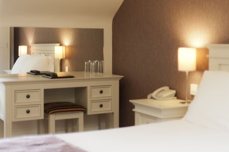 Double en-suite room at The Muskerry Arms Bed & Breakfast in Blarney, Co. Cork, Ireland