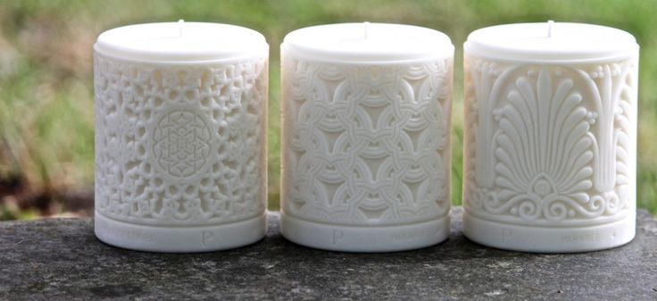 Our amazing handcrafted scented candles all the way from England.