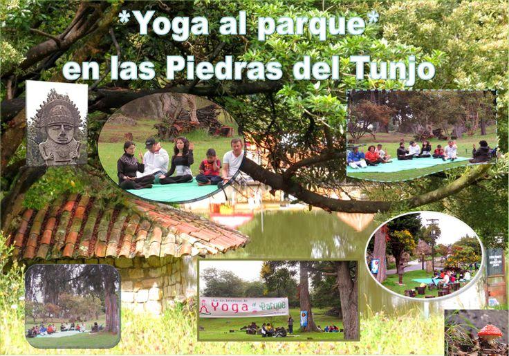 ESPERA *Yoga al Parque* en el 2014!! Muy feliz navidad**