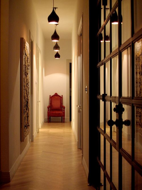 40 Best Hallway Lighting Inspiration Images On Pinterest Stairs Home Ideas And Hall
