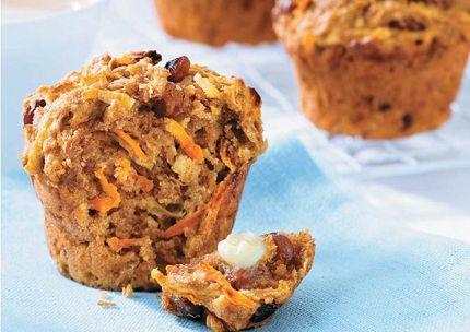 """Good Morning"" Bran Muffins   Recipes with SPLENDA® Sweetener Products"