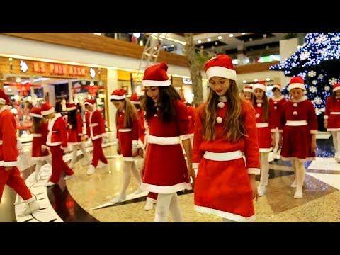 """All I Want For Christmas""    Mariah Carey    Christmas Choreography Dance 2017 - YouTube"
