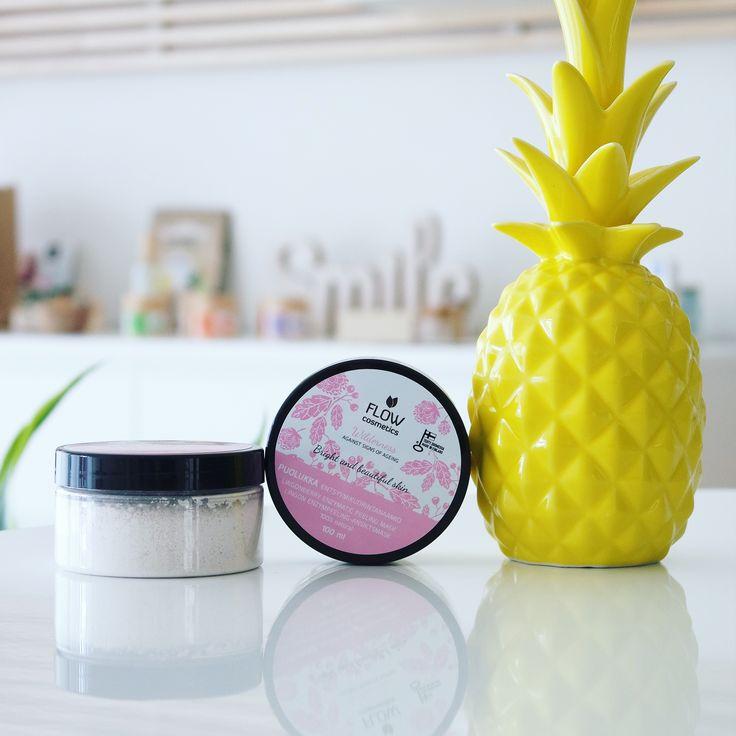 FLOW kosmetiikka Maschera Peeling in Polvere «Mirtillo Rosso & Enzimi» #FLOW #Kosmetiikka #Mask #Maschera #Viso #Peeling #Mirtillo #Cosmetici #Naturale #BeeoNatural #Biologico #Salute #Bellezza #Beauty #Bee #Bio #EcoBio