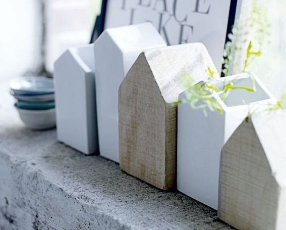 Houses from Bloomingville ⭐ www.bloomingville.com