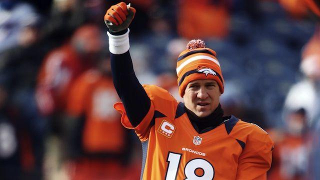 Peyton Manning images | Peyton Manning: Will Another SB Ring Make QB Best Ever?